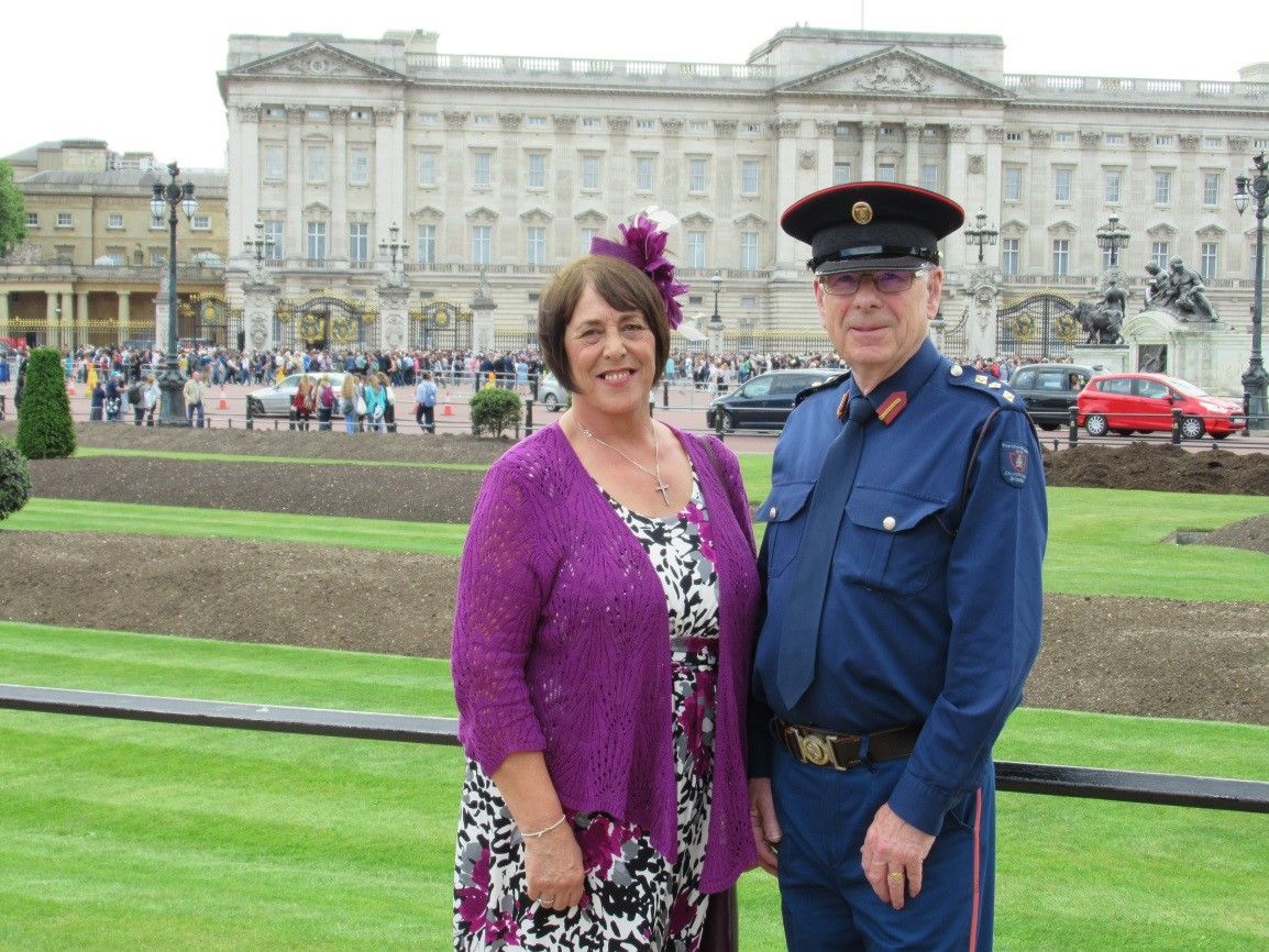 The Queens Royal Garden Party 2017