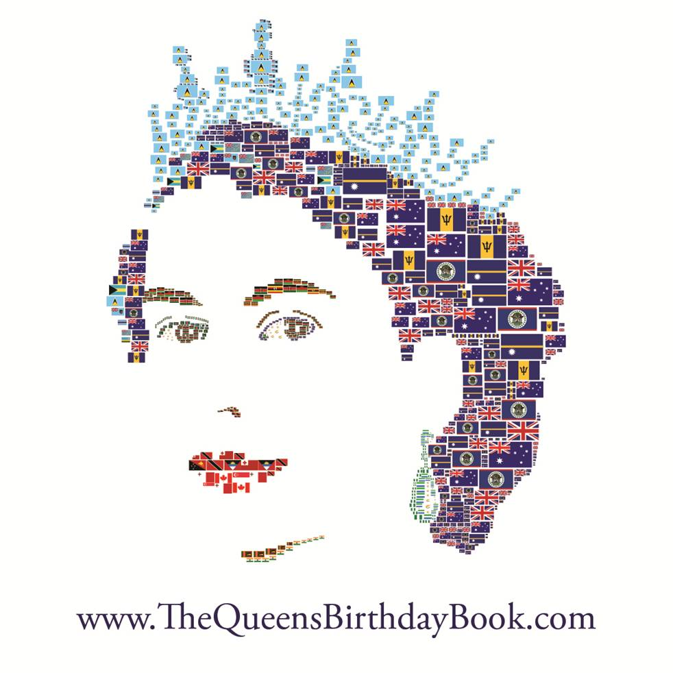 The Queens Birthday Book