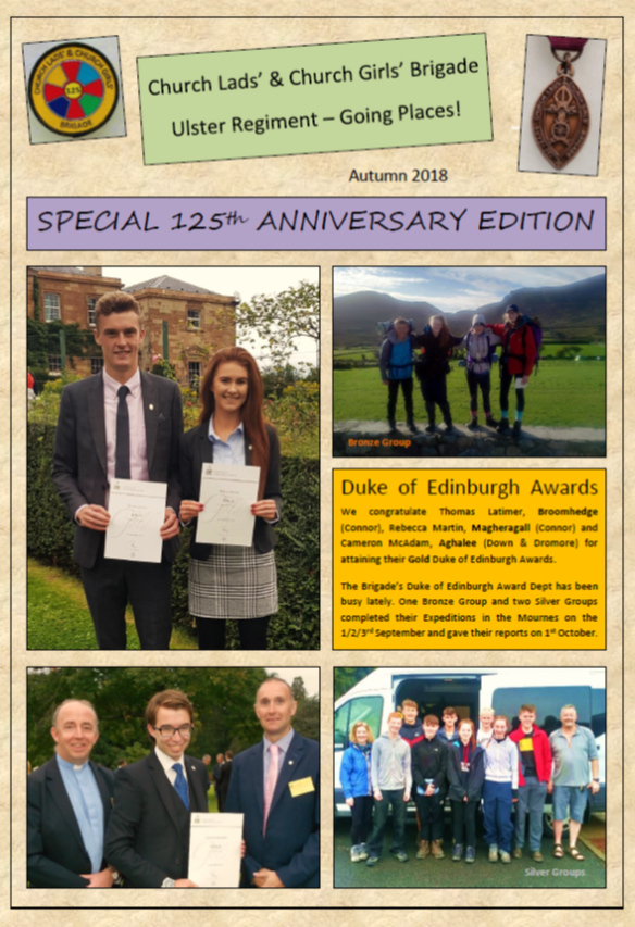 Ulster Regiment Newsletter Autumn 2018
